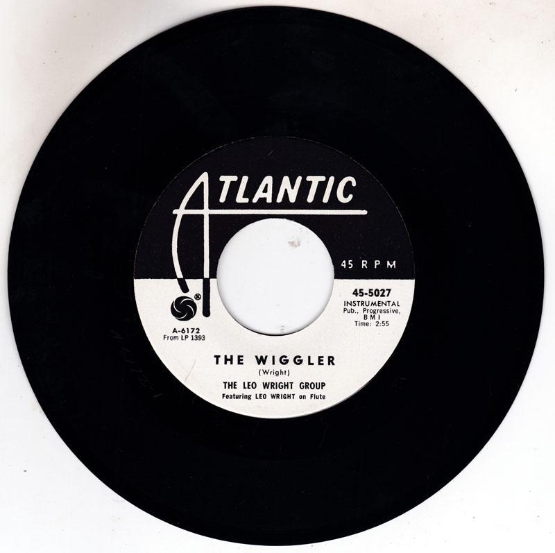 The Wiggler/ A Felicidad
