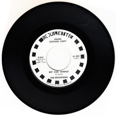 Rip Van Winkle/ I Love You For Sentimental Rea