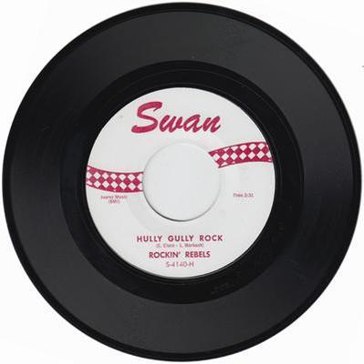 Image for Hully Gully Rock/ Rockin' Crickets