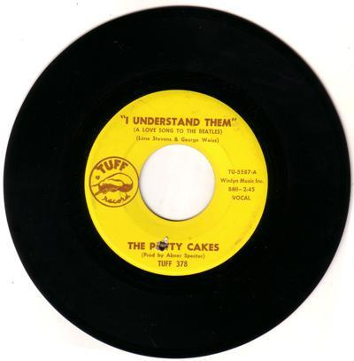 I Understand Them (love Song To Beatles)/ Same: Instrumental