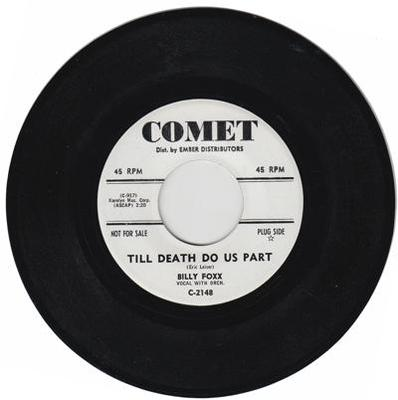 Image for Till Death Do Us Part/ Since You've Gone