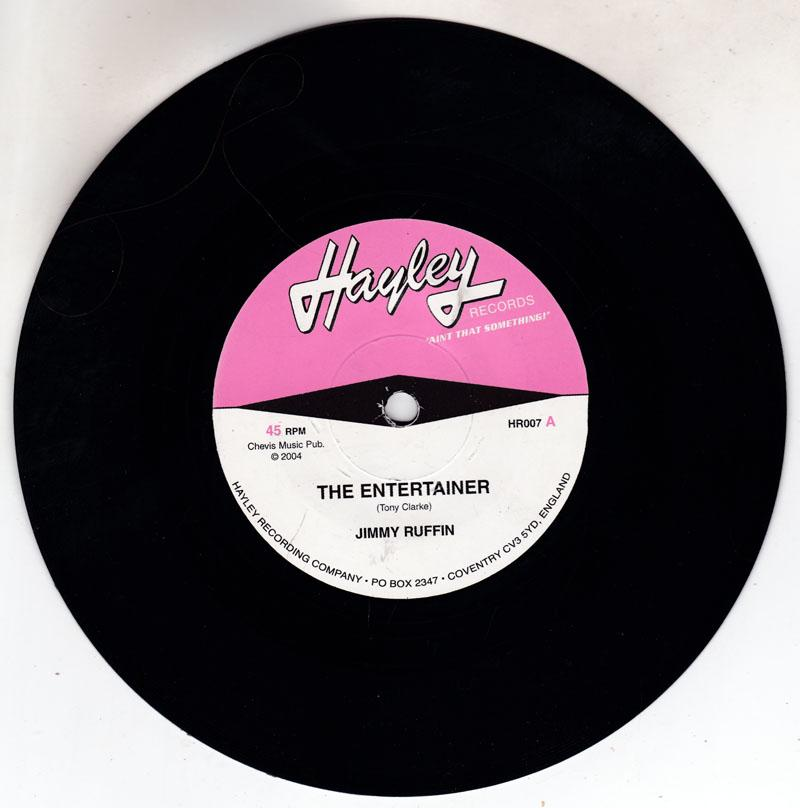 The Entertainer/ One In A Million