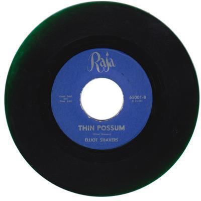 Image for A Little Taste/ Thin Possum