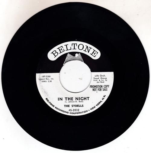 In The Night/ The Hokey Pokey