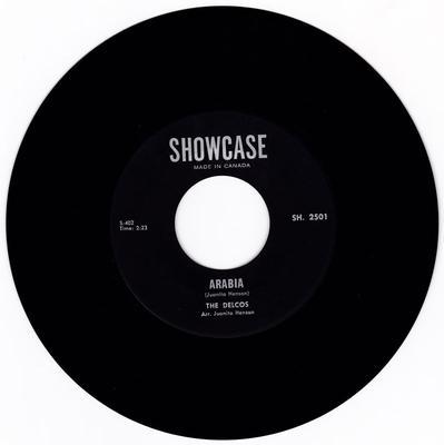 Delcos - Arabia ( S-402 mix )  - Showcase 250