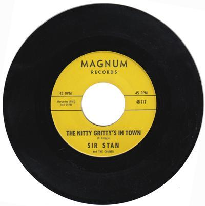 The Nitty Gritty's In Town/ Soulin'
