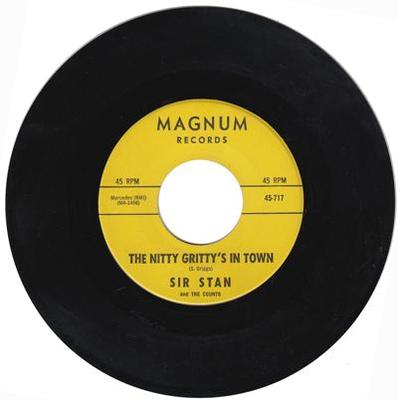 Image for The Nitty Gritty's In Town/ Soulin'