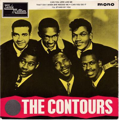 Contours -  The Contours - Tamla Motown TME 2002