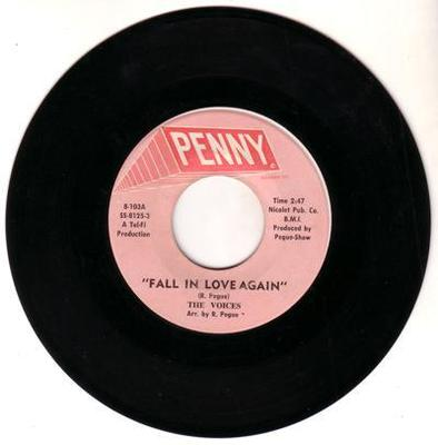 Image for Fall In Love Again/ Same: Instrumental