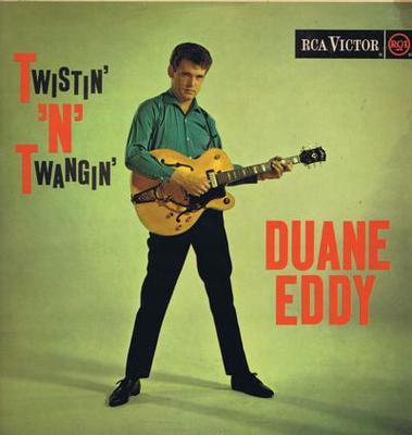 Image for Twistin' N' Twangin'/ Original 1962 Uk Press