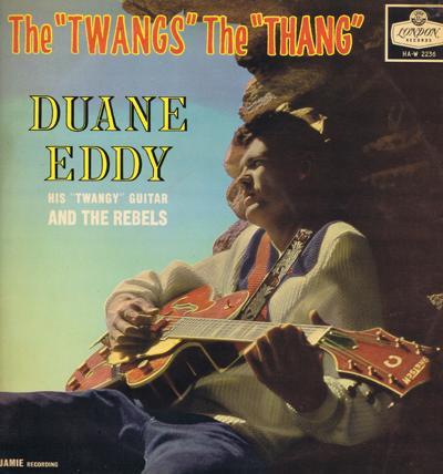 The Twangs The Thang/ 1959 Original Uk Press