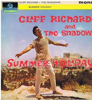 Image for Summer Holiday/ 1963 Stereo Blue Logo Design