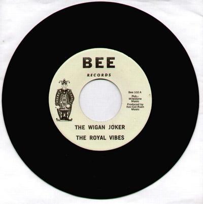 The Wigan Joker/ Sabre Dance