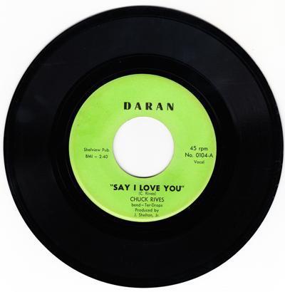 Say I Love You/ Tonight I Learn