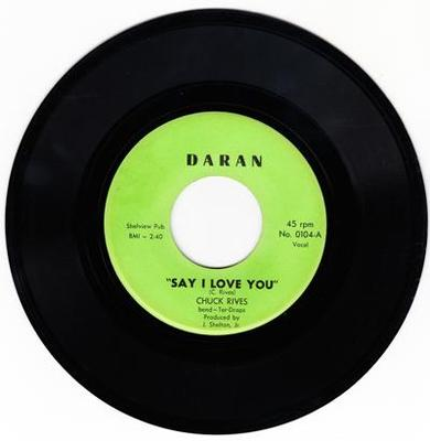 Image for Say I Love You/ Tonight I Learn