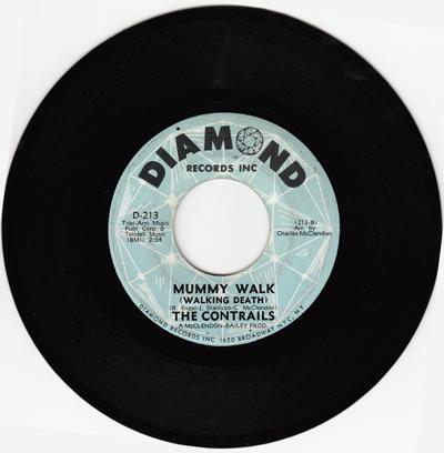 Mummy Walk (walking Death)/ Someone