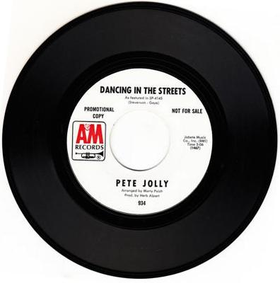 Image for Dancing In The Streets/ Love So Fine
