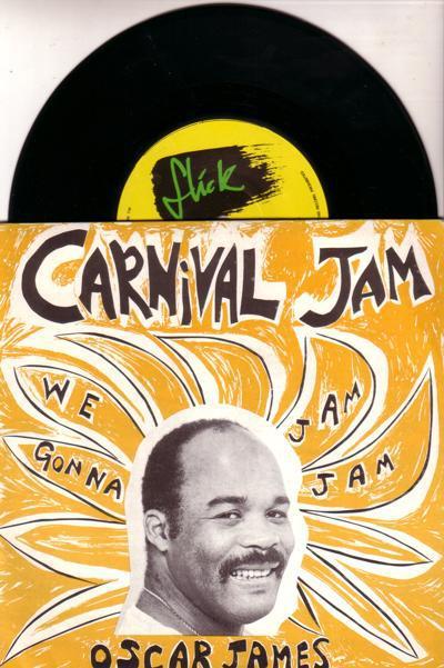 Carnival Jam (we Gonna Jam Jam)/ Carnival Jam