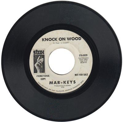 Knock On Wood/ Double Or Nothing