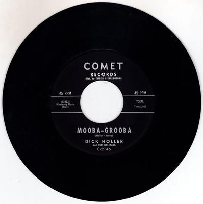 Image for Mooba-grooba/ Hey Little Fool