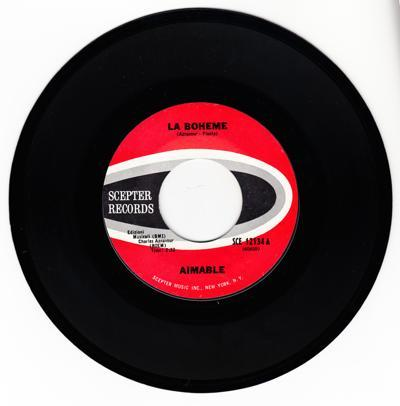 La Boheme/ Inky Dinky Spider