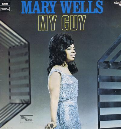 My Guy/ 1969 Uk Press