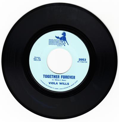 Together Forever/ Don't Kiss Me Hello And Mean G