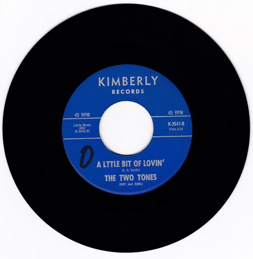 A Little Bit Of Lovin'/ Kimberly