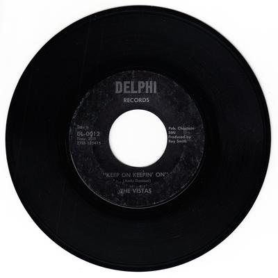 Vistas - Keep On Keeping On / Thank You John - Delphi 0012
