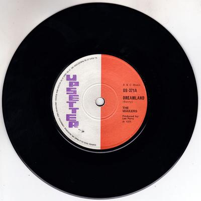Wailers - Dreamland / Dream version -  - Upsetter  US 371