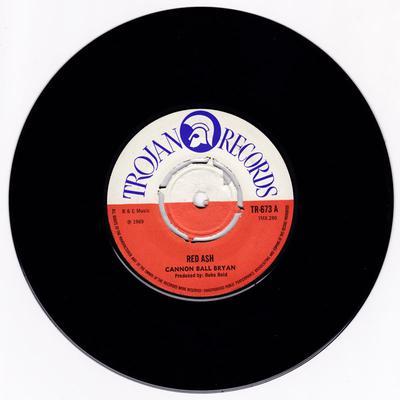 Cannon Ball Bryan - Red Ash / Blue Bird - Trojan TR 673