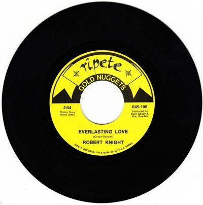 Everlasting Love/ For All Time