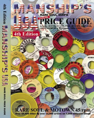 Manships Price Guide Edition 4/ Fully Revised & Updated