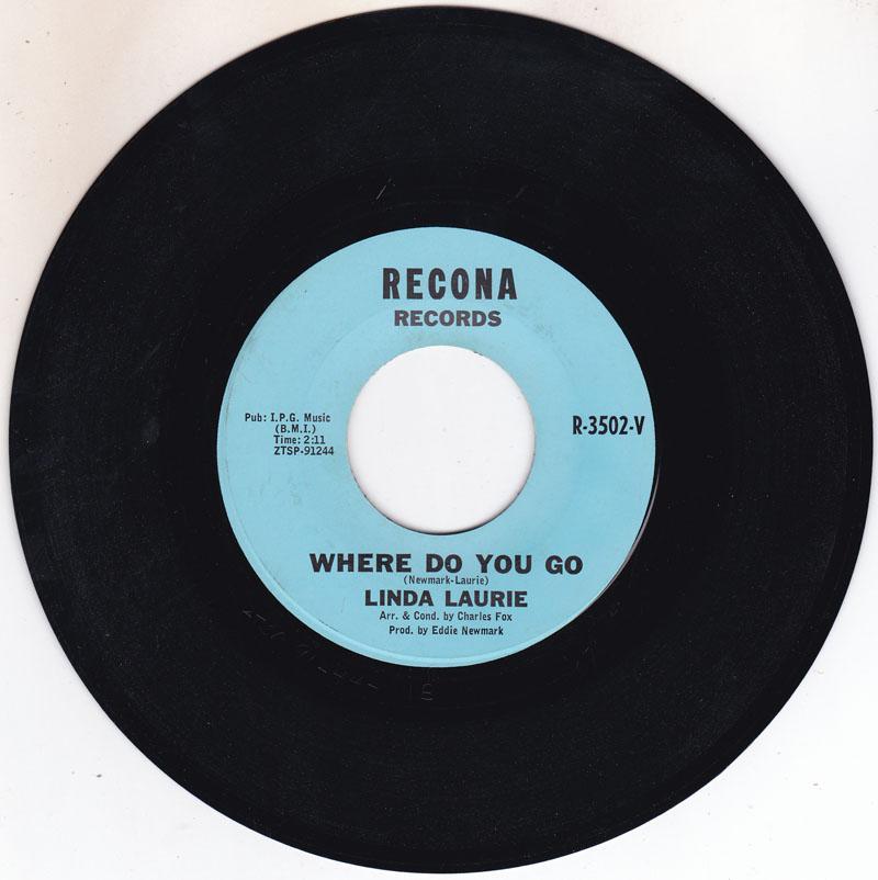 Where Do You Go/ Lucky