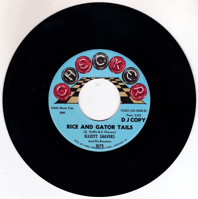 Rice And Gatortails/ Toe Jam