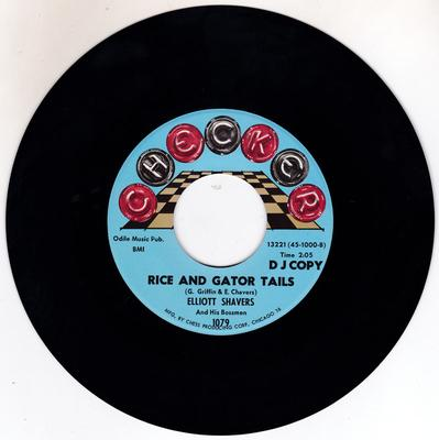Image for Rice And Gatortails/ Toe Jam