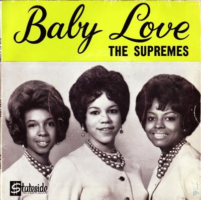 Baby Love/ Oz 1964 4 Track Ep With Cover