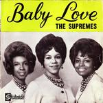 Image for Baby Love/ Oz 1964 4 Track Ep With Cover