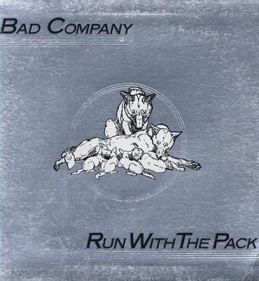 Image for Run With The Pack/ 1976 Uk Gatefold Sleeve