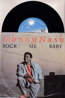 Image for Rock Me Baby/ Love Theme From Rock Me Baby