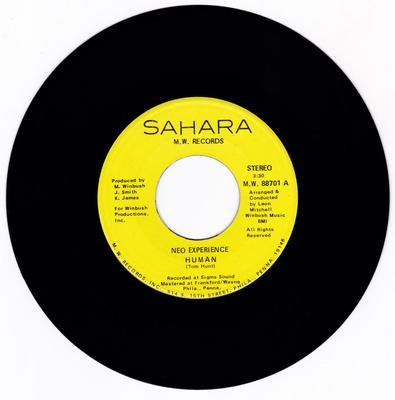 Neo Experience - Human / God Make My World - Sahara M.W. 88701