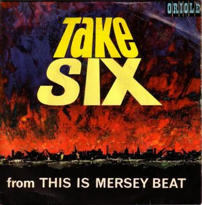 Image for Take Six: This Is Merseybeat/ Original 4 Track Ep With Cover