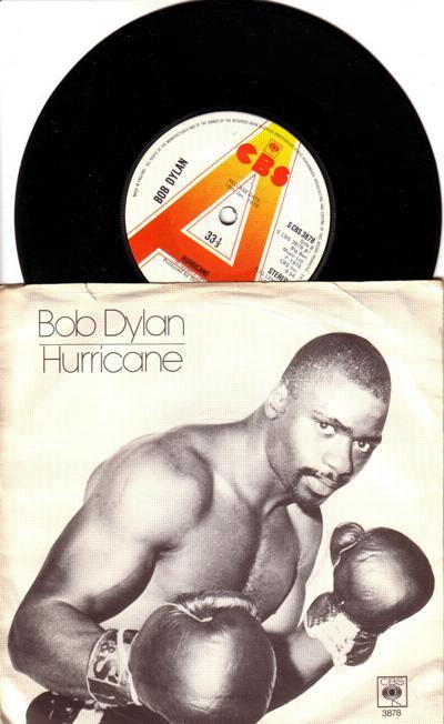 Hurricane  8:34 Long 33rpm/ Hurricane  3:42 Long 45rpm