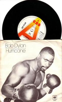 Image for Hurricane  8:34 Long 33rpm/ Hurricane  3:42 Long 45rpm