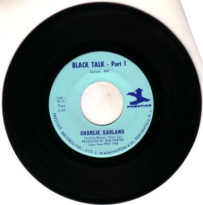 Black Talk/ Black Talk Part 2