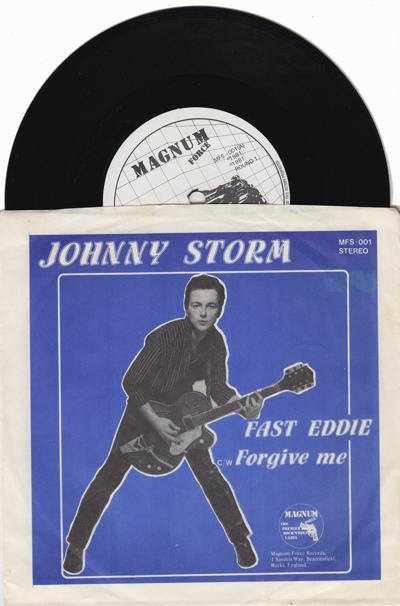 Fast Eddie/ Forgive Me