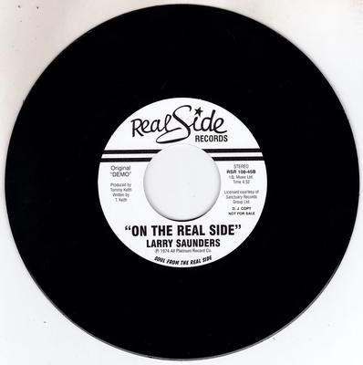 Image for On The Real Side/ On The Real Side Long Version