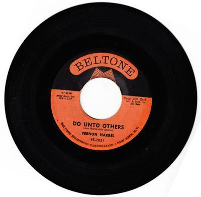 Do Unto Others/ Little Joe