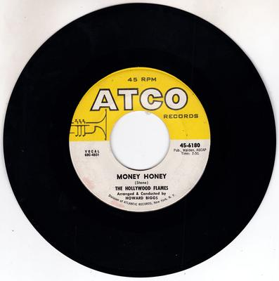 Image for Money Honey/ My Heart's On Fire