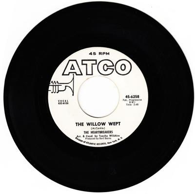 The Willows Wept/ You Had Time